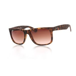 be655d10ee Ray-Ban Accessories - Ray-Ban Justin Classic Tortoise Sunglasses